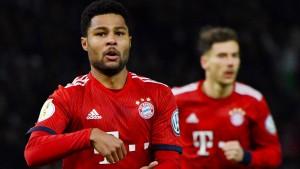 Die Bayern gewinnen langen Pokal-Kampf