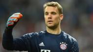 Für Torwart Manuel Neuer ist die Saison vorzeitig beendet.