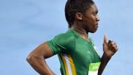 Läuferin Caster Semenye verliert vor dem Internationalen Sportgerichtshof.