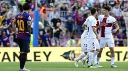 Streit um Barca-Spiel in Amerika spitzt sich zu