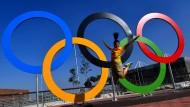 Der schöne Schein trügt: Bei Olympia in Rio lief nicht alles rund.