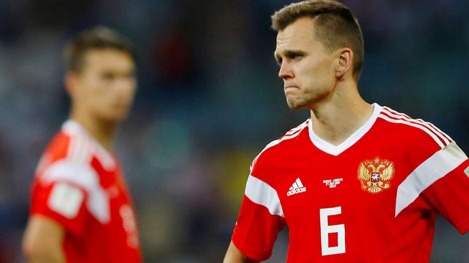 Denis Cheryshev und die Russen können bei der Fußball-EM wie geplant mitspielen.