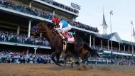 Dopingproblem in den USA: Die Salbe des Pferdeflüsterers