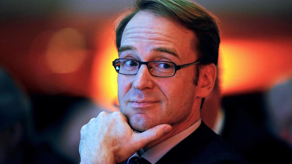 Das EZB-Programm ist zu nah an einer Staatsfinanzierung durch die Notenpresse, findet Bundesbankpräsident Jens Weidmann