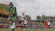 Deutschland verliert gegen England
