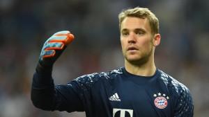 Der nächste Schritt des Manuel Neuer