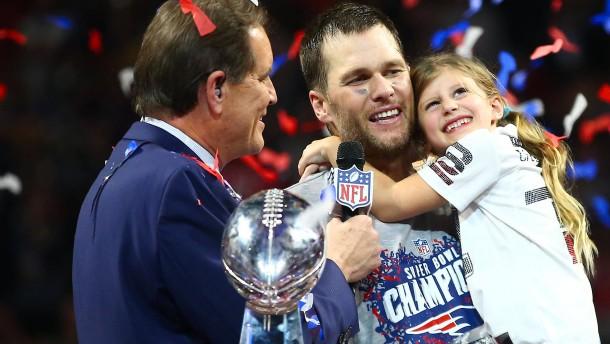 Brady zeigt es beim Super Bowl wieder allen