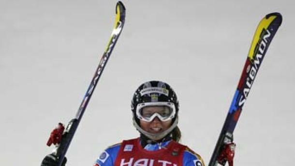 Super-Anja gewinnt zweite Goldmedaille