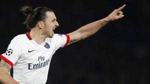 Ibrahimovic lässt Chelsea verstummen