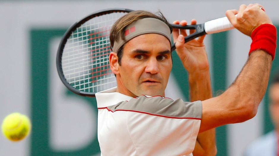 95,7 Millionen Euro verdiente Tennisstar Roger Federer in den zwölf Monaten.