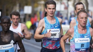 """""""Marathon hat viel mit Gesundbleiben zu tun"""""""