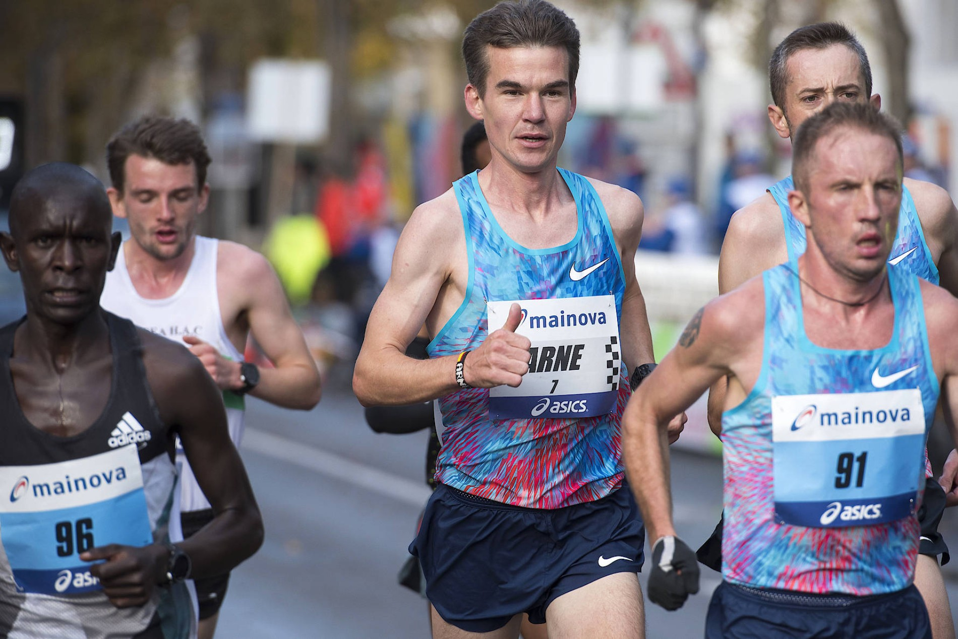 Arne Gabius Im Grossen Interview Vor Dem Frankfurt Marathon