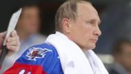 Verlieren ist für Russland verboten