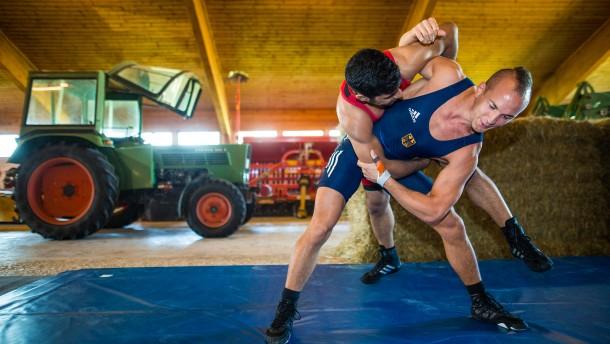 Weltmeister im Kuhstall