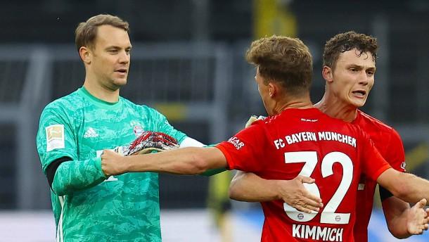Mut und Mitte des FC Bayern