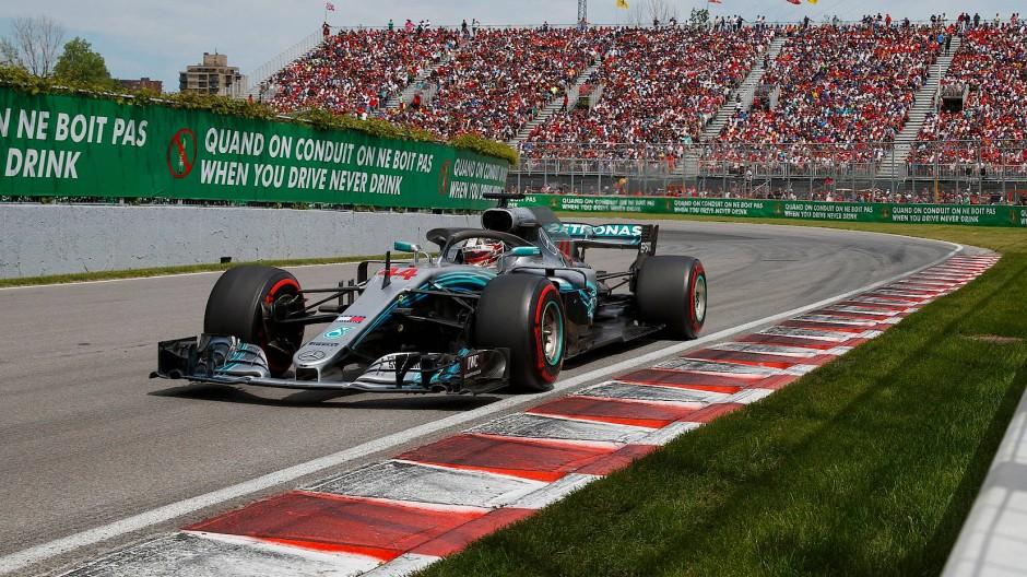 Lewis Hamilton und die anderen Formel-1-Piloten fahren nicht wie geplant im Juni in Montreal.