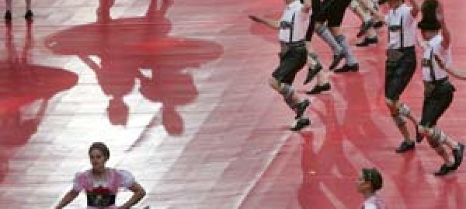 Eroffnungsfeier Die Fussball Wm 2006 Ist Eroffnet