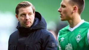 Trainer Kohfeldt völlig bedient nach Werder-Pleite