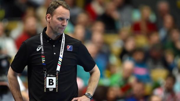 Niederlage für Sigurdsson, Überraschung durch Angola