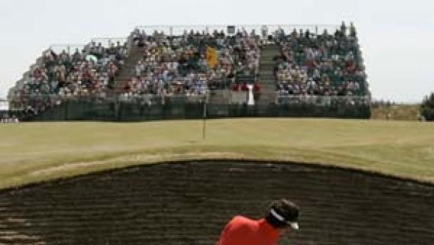 Golfer im  Drogen-Rough?