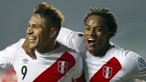 Peru sichert sich dritten Platz bei Copa