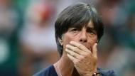 Findet der Weltmeister von Bundestrainer Joachim Löw bei der WM nochmal in die richtige Spur?