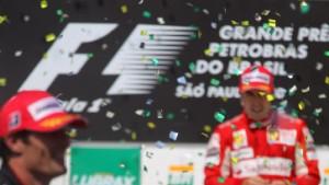 Vettel siegt - Alonso bleibt vorn