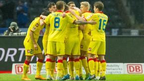 In Freude vereint: Hoffenheim liefert in Berlin eine souveräne Leistung ab