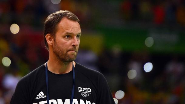 Eine Lehre für den Handball-Bund