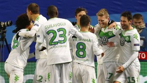 Schürrle bringt Wolfsburg zum Strahlen