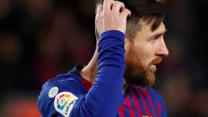 Sorge um Messi nach neuem Rekord