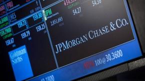 Klaute Russland Daten von JP Morgan?