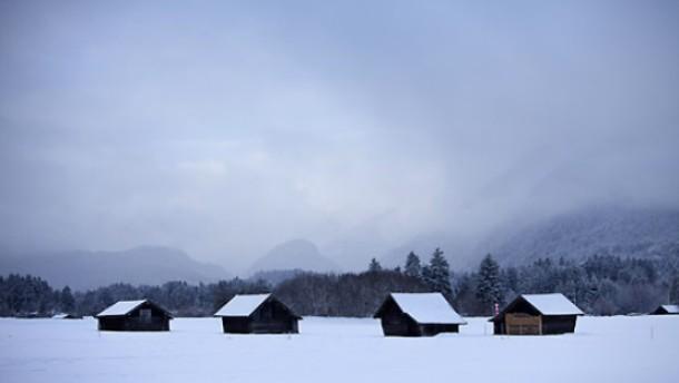 Garmischer Reizklima