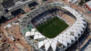 Wieder ein tödlicher Unfall im WM-Stadion
