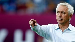 Van Marwijk ist der Nächste