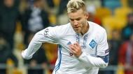 Neu bei Borussia Dortmund: Andrej Jarmolenko kommt von Dynamo Kiew