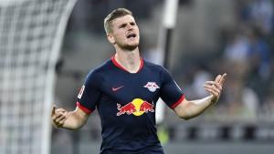 Werner schießt Leipzig an die Spitze