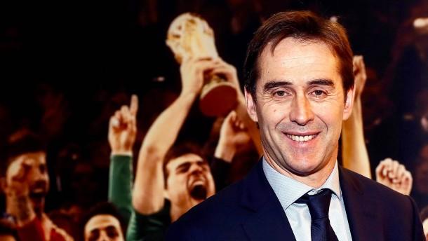 Wie Spaniens neuer Trainer die Deutschen schlagen will