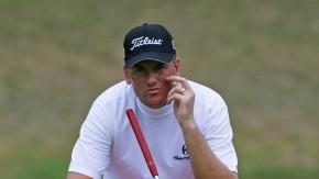 """Karlsson diagnostizierte seine Schwäche als eine seltene Form der """"Yips"""", ein Golferleiden, das sich"""