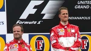 Frustrierter Barrichello verläßt Ferrari nach sechs Jahren
