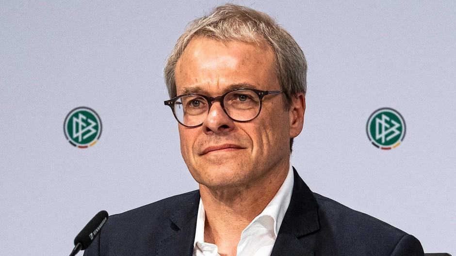 Aus der Deckung gekommen: Der DFL-Aufsichtsratsvorsitzende und DFB-Vizepräsident positioniert sich mit eindeutigen Erklärungen.