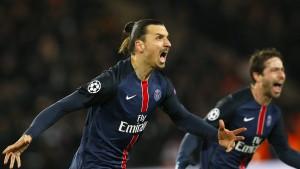 Paris und Benfica machen den ersten Schritt