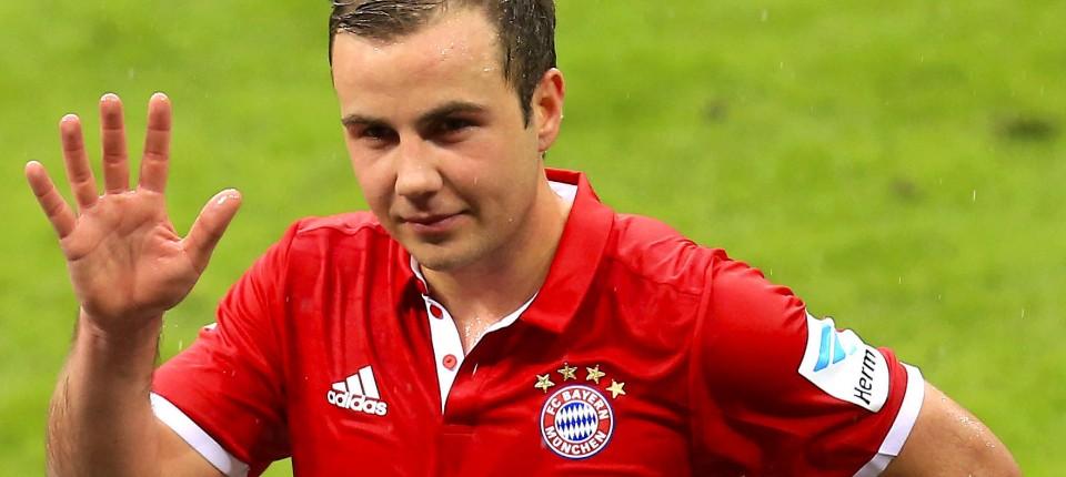 9b64384a303bc6 Mario Götze vor Wechsel vom FC Bayern zu Borussia Dortmund
