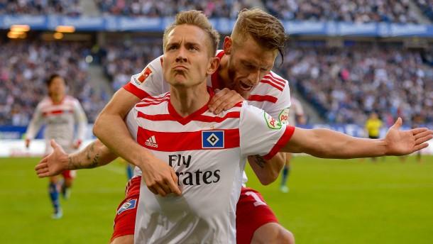 Die Lust des HSV auf die zweite Liga