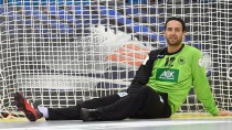 Bild des Jammers: Auch Torhüter Silvio Heinevetter kann die Niederlage gegen Kroatien nicht verkraften