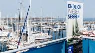 """Sieg für """"Sailing City"""": Kiel wird Hamburgs Partner bei der Olympiabewerbung"""