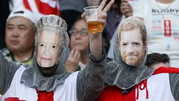 Prinz Harry fliegt zum Finale – William nicht