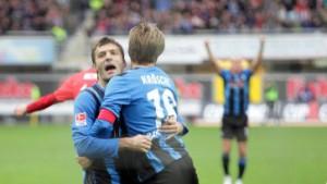 Paderborn überrascht Hertha