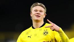 Borussia Dortmund dreht auf