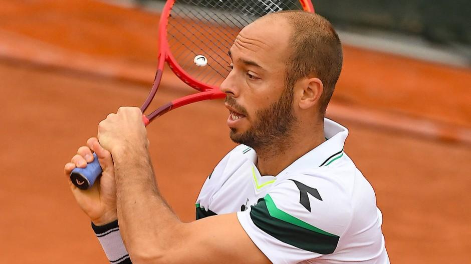 Wimbledon und Olympia warten nun auf Tim Pütz.